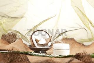 Ätherisches Öl Aromakosmetik Kokosfett