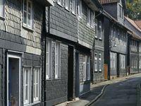 Goslar - Old town street