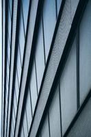 Multi-storey car park facade