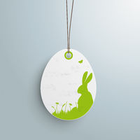 3 Easter Offer White Price Sticker