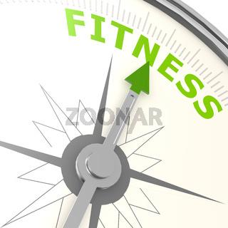 Fitness compass