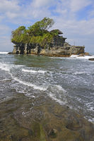 Meerestempel Pura Tanah Lot, Bali, Indonesien