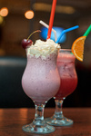 cocktails milkshake