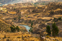 Colca Canyon View