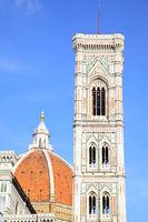 Campanile di Giotto and Duomo