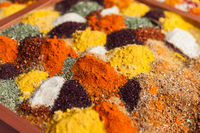 Pepper powder herbal spice condiment ingredients a