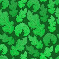 Leafy seamless background 5 - picture illustration.