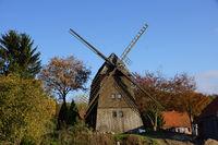 Windmill in Quickborn, Germany