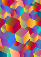 background abstract energy design