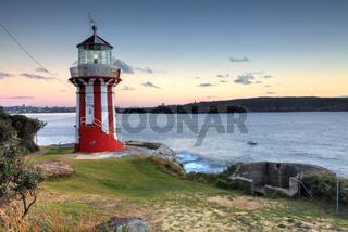 The Hornby Lighthouse, Sydney Australia