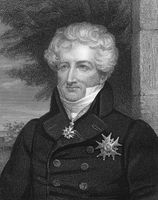 Georges Cuvier, French naturalist and zoologist