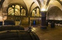 Ice cellar and wine cellar, monastery Eberbac