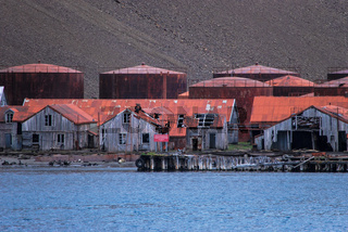 Walfangstation Stromness, Südgeorgien