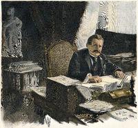 Richard Eduard von Koch, 1834 - 1910, president of the central bank of German Empire