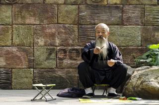 China fortune teller