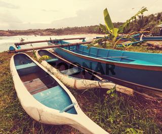 Boat in Indonesia