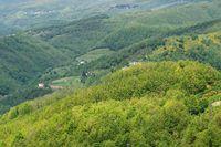 Ligurischer Apennin - Ligurian Apennines 01