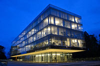 Neues Gebäude der Welthandelsorganisation (WTO) von Wittfoht Architekten