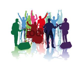 Musiker mit Fans.jpg