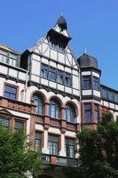 Hanover- Old building facade