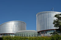 Headquarters of the European Court of Human Rights