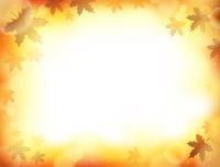 Autumn theme background 8 - picture illustration.