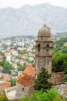 Montenegro  in the ancient town