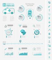 Healthcare Infographic Elements.