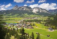 Tannheimer Tal valley, Austria, Europe