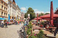 Hackescher Markt Berlin Germany