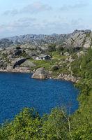 Bay at Jossingfjord, Sokndal, Norway