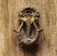 Türklopfer - door knocker 14