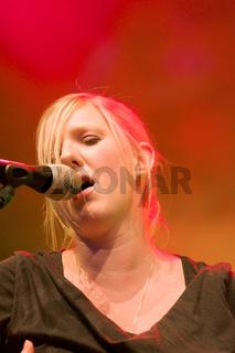 Claudia Koreck playing in Rosenheim - Claudia Koreck Konzert in Rosenheim
