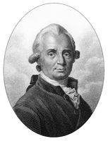 Marcus Elieser Bloch, 1723 - 1799, German medical doctor and naturalist