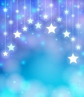 Stars theme background 5 - picture illustration.