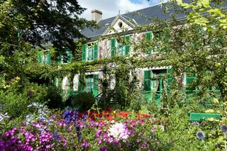 Monet Haus Giverny Frankreich