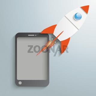 Smartphone Rocket PiAd