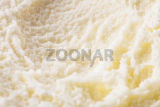 ice cream texture