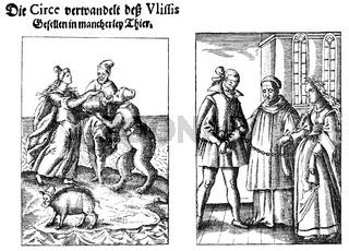 Aegidius Albertinus, 1560 - 1620, writer and translator