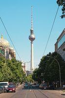 Oranienburger Strasse Berlin Germany
