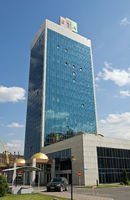 Business Centre Samal Towers,Almaty, Kazakhstan