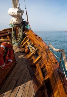 Historische Segelyacht