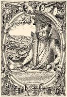 Nikola Šubić Zrinski  or Miklós Zrínyi, 1508 - 1566, a Croatian nobleman