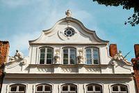 Houese of Buddenbrook Lübeck Germany