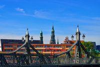 Zwickau Paradiesbruecke - Zwickau bridge of paradise 04