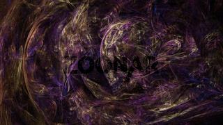 colorful fractal plasma