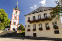 City Hall, Nikolai Church, Siegen, Germany