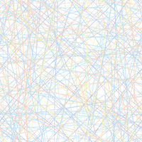 Seamless simple pattern - set of intersecting color lines