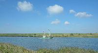 Crab Fishing Boat,Greetsiel,German North Sea