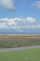 Seashell Banks,Campen,german North Sea